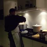 koken op lokatie