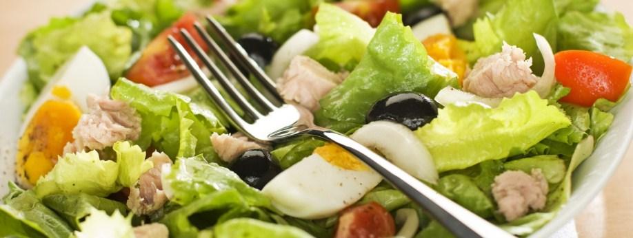 Verse salades